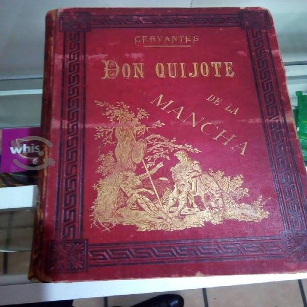 Vendo Libro Don Quijote de La Mancha