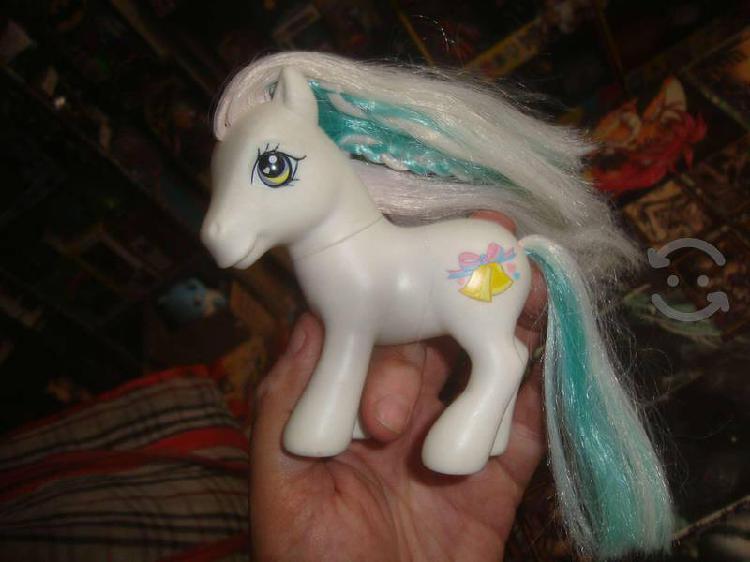 White Pony Juguete retro
