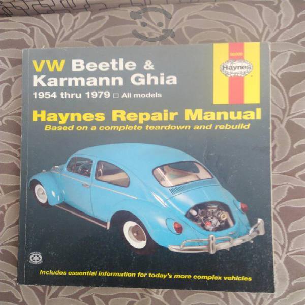 libros de mecánica y mantenimiento