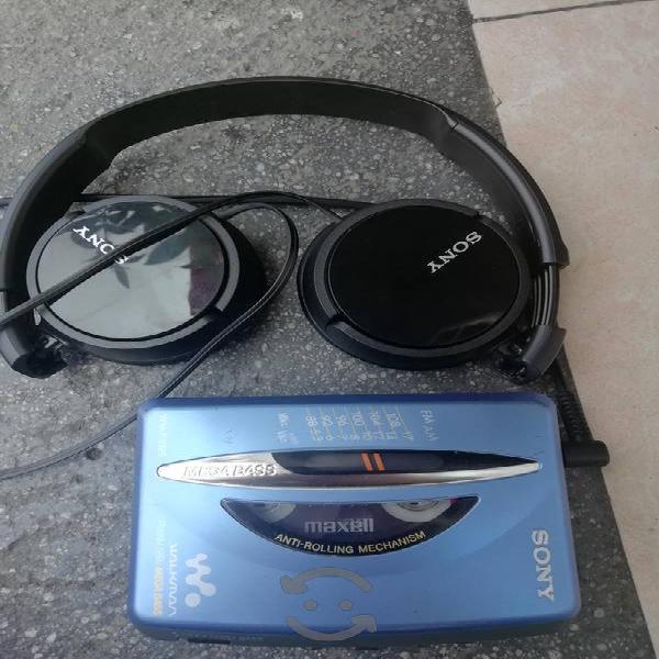 walkman Sony WM-FX195