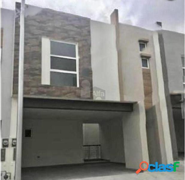 Casa en condominio en renta en Espacio Cumbres, Monterrey,