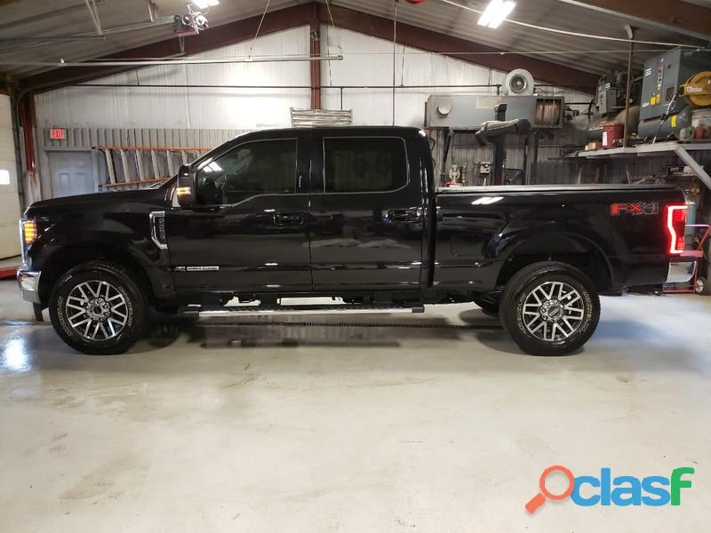 FORD F250 2016 4X4