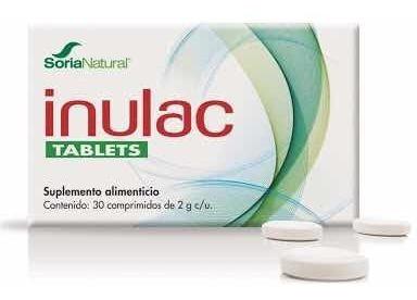 Inulac Tabletas Soria Natural
