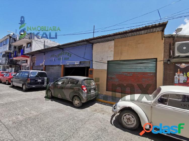 Renta local comercial Centro Tuxpan Veracruz, Tuxpan de