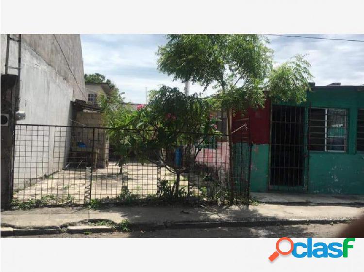 Terreno en venta en colonia Carranza Boca del Rio