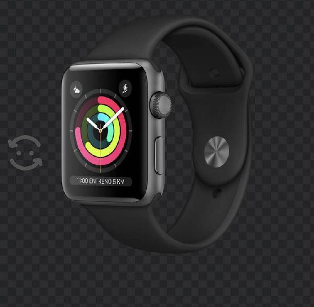 Apple Watch Series 3 Space Gray Aluminium (gps)