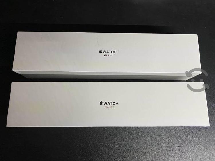Apple watch serie 3 gps + cellular nuevos