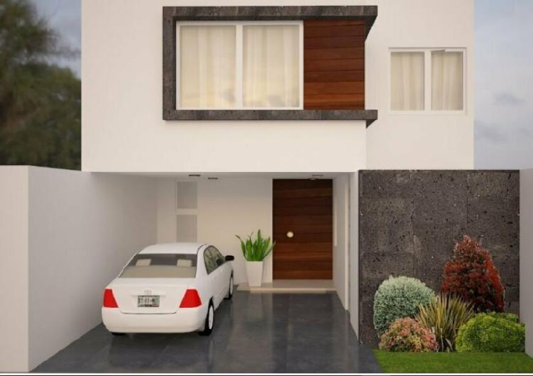 Casa Nueva en Venta en el Centro de Aguascalientes