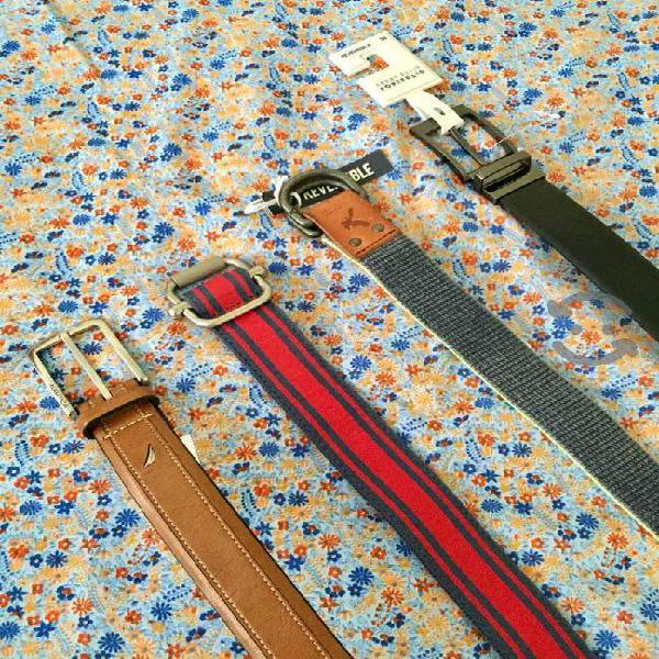 Cinturones 100% Originales
