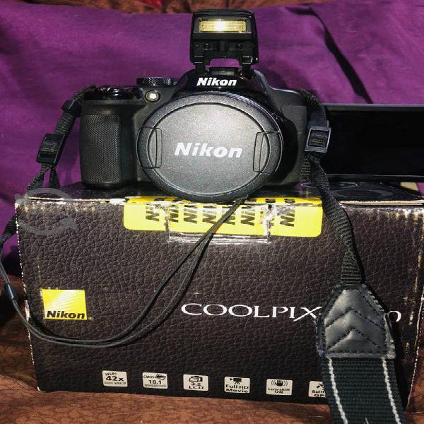 Cámara Nikon COOLPIX P520 Semi Uso