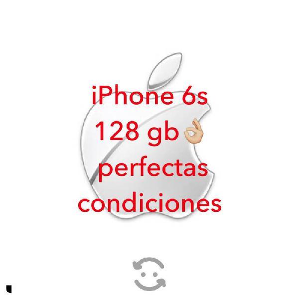 IPhone 6s de 128 gb, Desbloqueado a todo