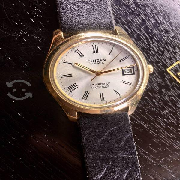 Impecable reloj Citizen Vintage
