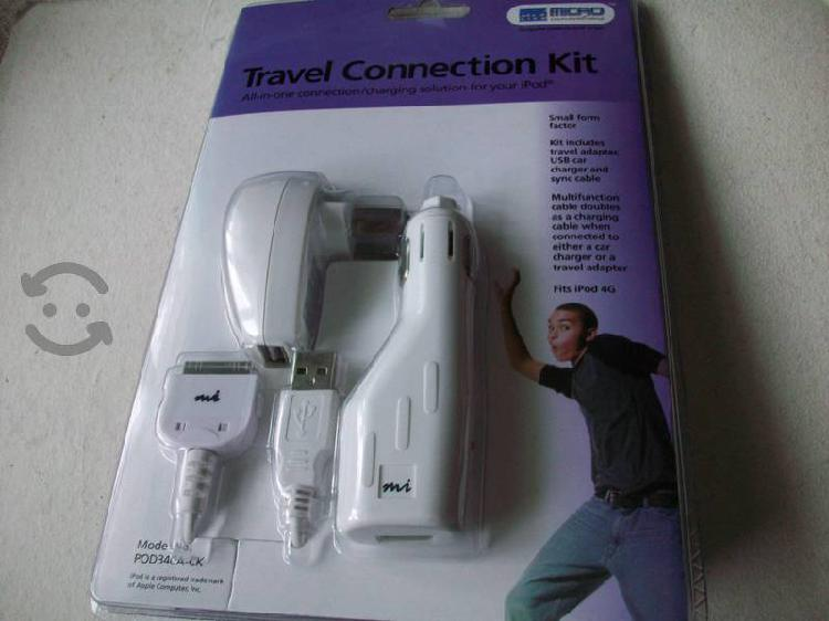 Kit de carga para iPhone y ipod