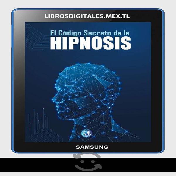 LIBRO : El Código Secreto de la Hipnosis