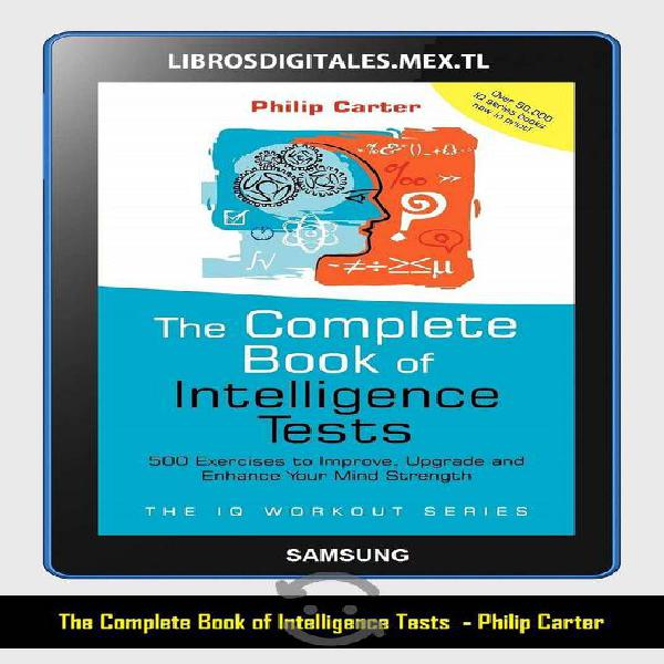 LIBRO : The Complete Book of Intelligence Tests
