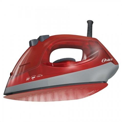 Plancha De Vapor Cerámica Serie 4950 Rojo Oster Gcstbs4951r