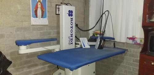 Plancha Tintoreria Industrial De Vapor