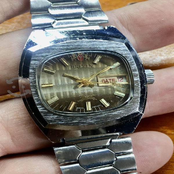 Raro reloj Tigre de Bengala Suizo