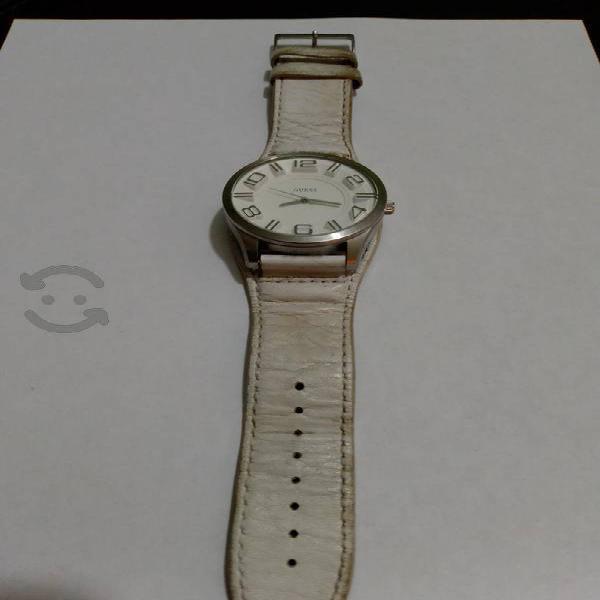 Reloj Guess Original blanco