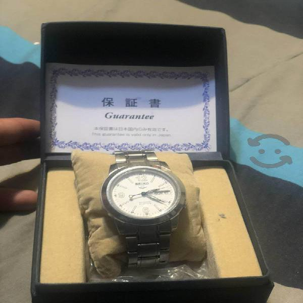 Reloj Seiko 5 automático