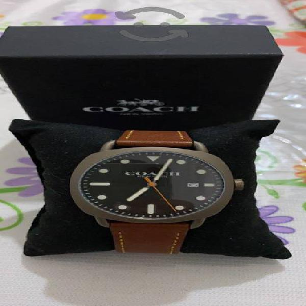 Reloj coach 100% original y nuevo