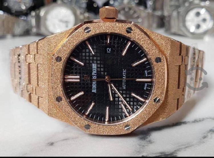 Reloj de caballero Audemars piguet, hublot y más.