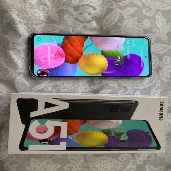 Samsung A51 como nuevo