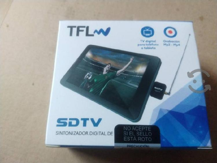 Sintonizador de TV para celular, tablet Android