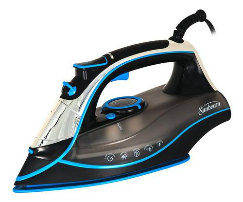 Sunbeam Aero - Suela De Cerámica Para Plancha, Color Azul