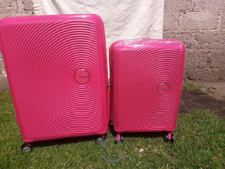 maletas américan tourister sansonite