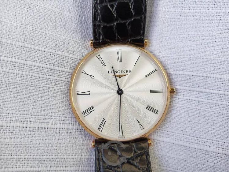 reloj USADO longines de cuarzo para caballero