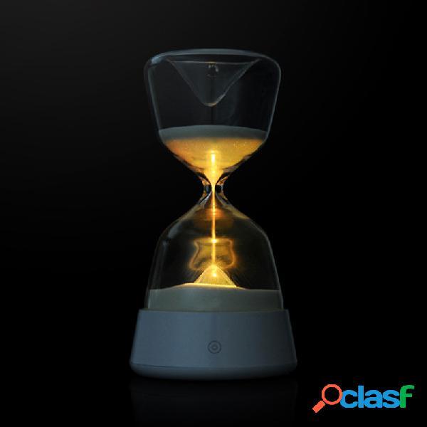 Reloj de arena creativo Reloj de arena USB Reloj de arena