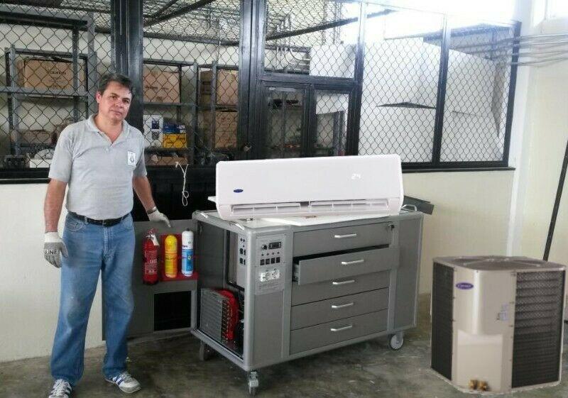 Reparación de Refrigeradores y lavadoras, aire