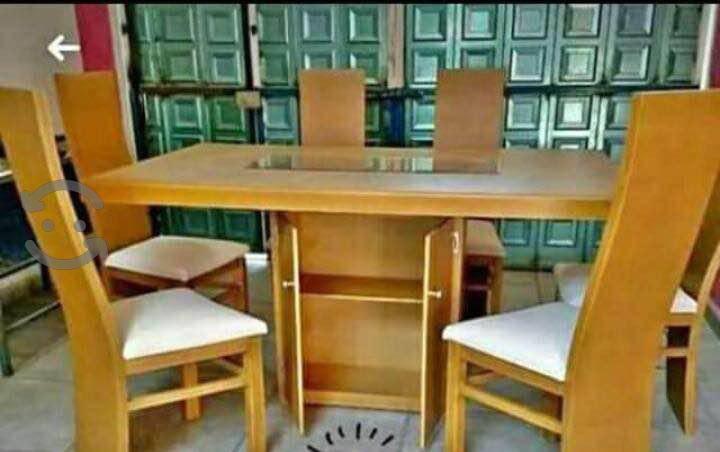 Comedor de 6 sillas
