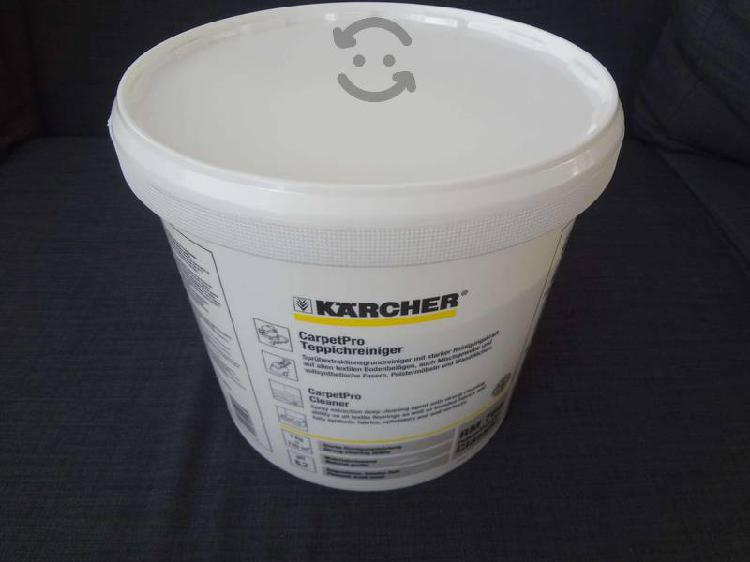 Detergente karcher rm 760 para lava tapicerias
