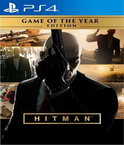 Hitman - Edición Juego Del Año Ps4 Digital Renta 6 Meses