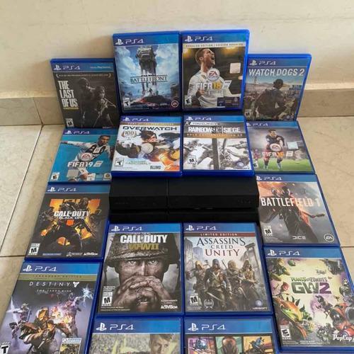 Juegos De Playstation 4, Pregunten Por El Precio