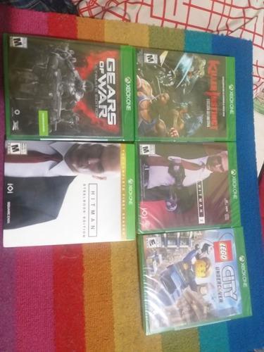 Lote De Juegos De Xbox One Y Ps4 O Por Separado