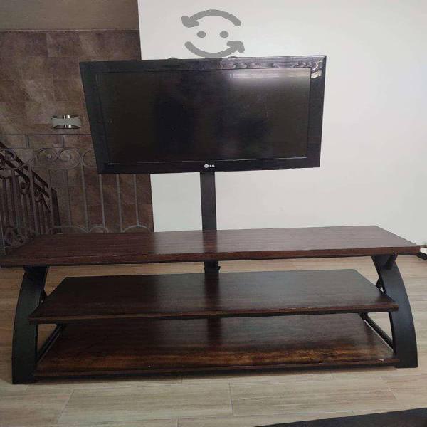 """Mesa Televisión + Soporte TV 55 + pantalla 32"""""""