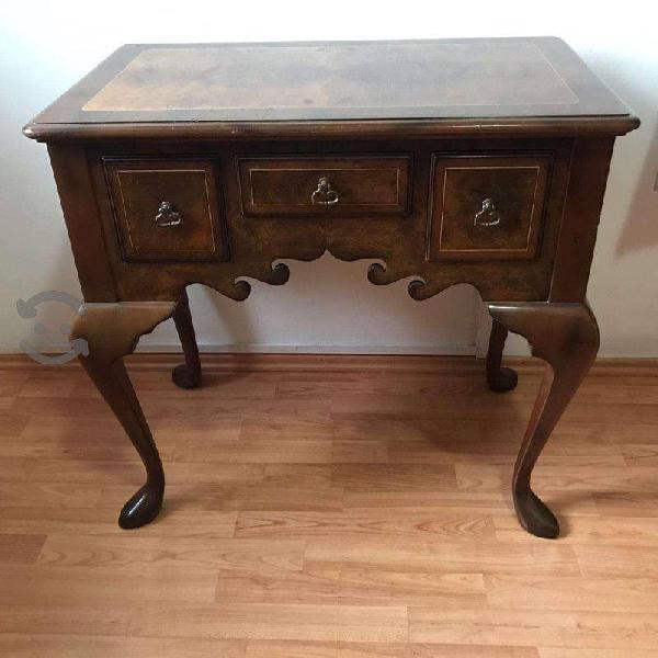 Mueble vintage de madera credenza cajones