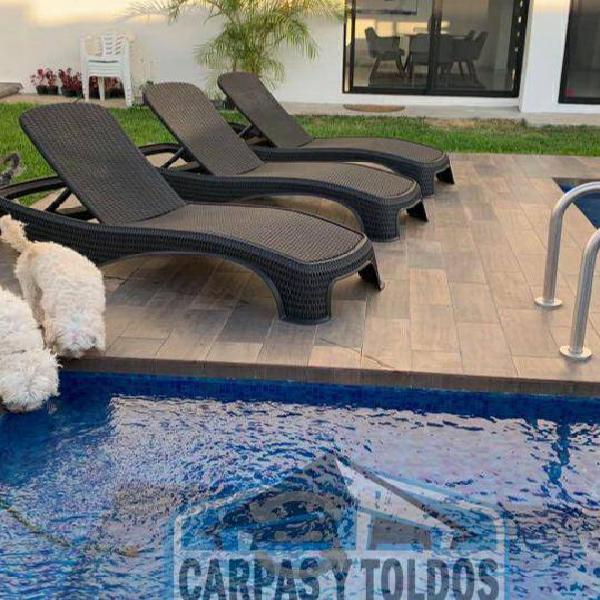 Muebles para decorar tu Jardín, Palapa, Quinta...