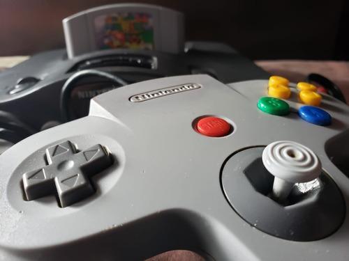 Nintendo 64 Completo + Super Mario 64