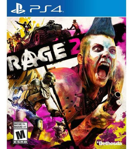 Rage 2 Video Juego Ps4 - S001