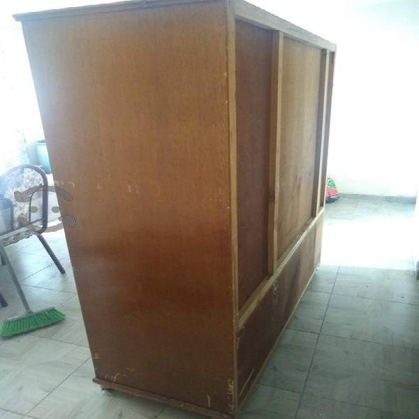 Ropero De Madera 55x150x170cm $$A TRATAR$$