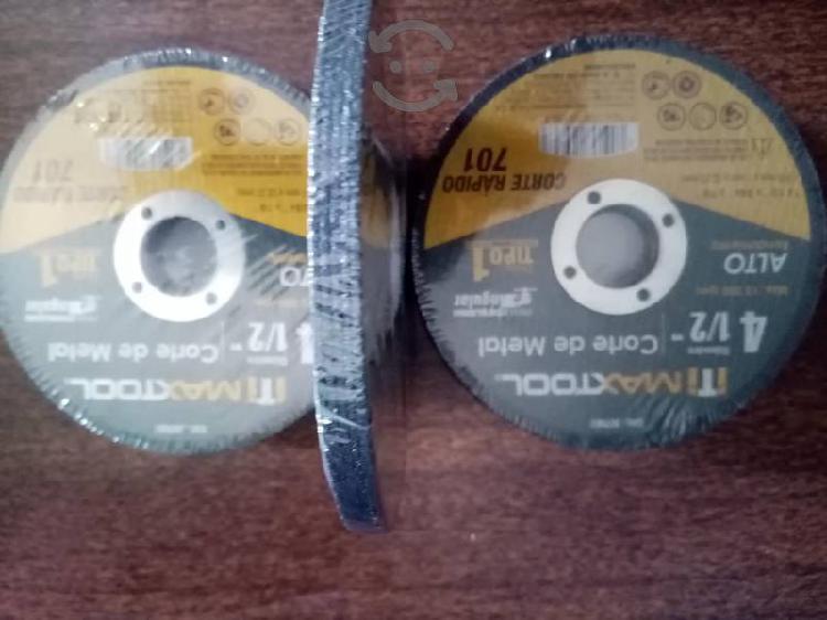 discos para corte de metal Maxtool