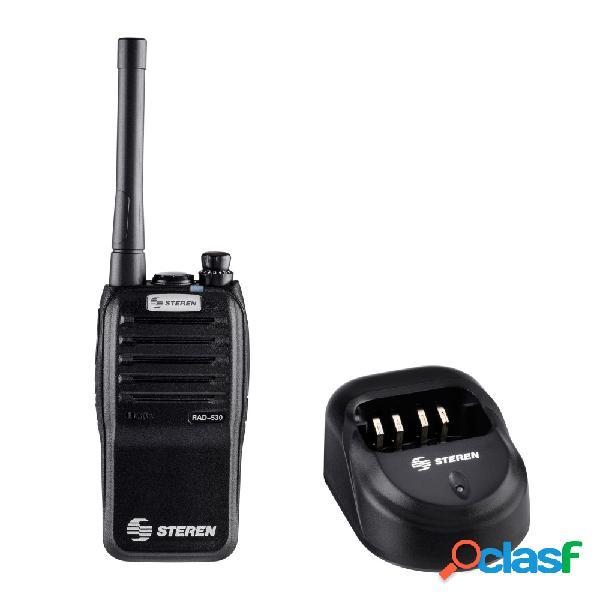 Steren Radio Análogo Portátil de 2 Vías RAD-530, 16