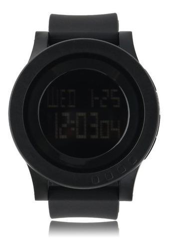 1142 - Reloj Digital Minimalista Para Hombre, Esfera Grande,