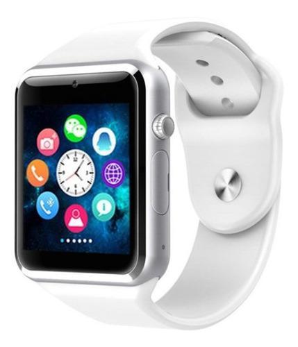 A1 Reloj Inteligente Deportivo Reloj De Pulsera Compatible C