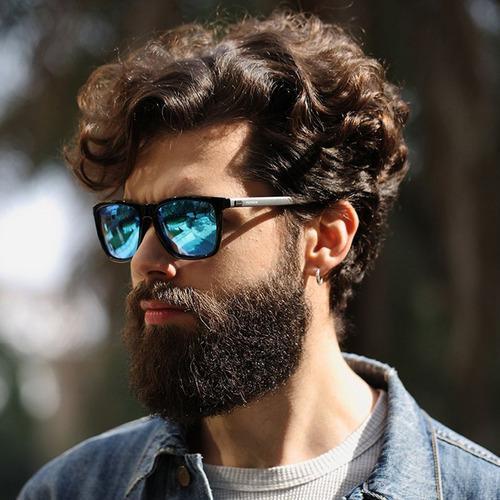 Aoron A387 Moda Hombres Mujeres Vendimia Gafas De Sol Tac Le