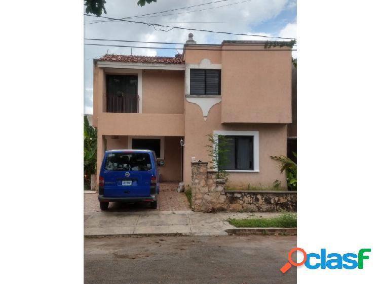 Casa En Venta En Jardines de Vistalegre Mérida Yucatán
